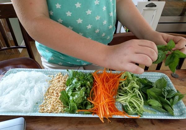 סדנת בישול עם הילדים – לבשל בריא ביחד
