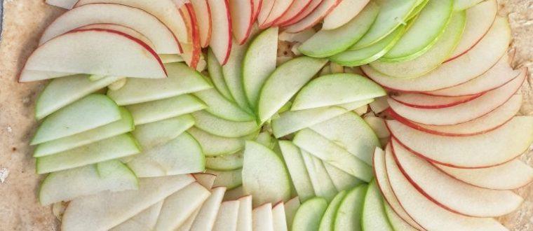 גלאט תפוחים חגיגי🍏🍎🍏