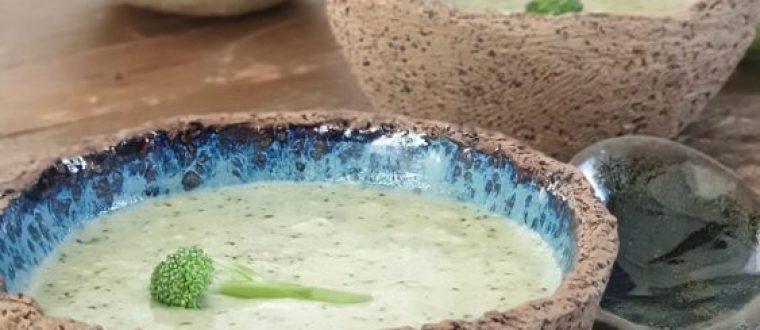 מרק ברוקולי בשתי דקות🥦🥦🥦