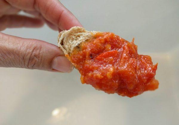 מטבוחה מעגבניות הגינה🍅🍅🍅