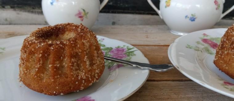 עוגות תפוח מתוקות